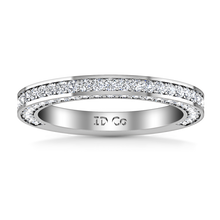 Load image into Gallery viewer, Diamond Wedding Band Elizabeth