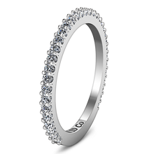 Load image into Gallery viewer, Diamond Wedding Band Camille