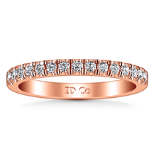 Load image into Gallery viewer, Diamond Wedding Band Mallory