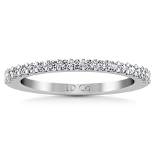 Load image into Gallery viewer, Diamond Wedding Band Claire