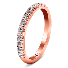 Load image into Gallery viewer, Diamond Wedding Band Anabelle