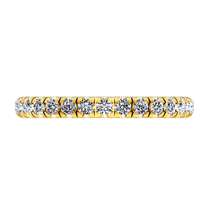 Diamond Wedding Band Anabelle