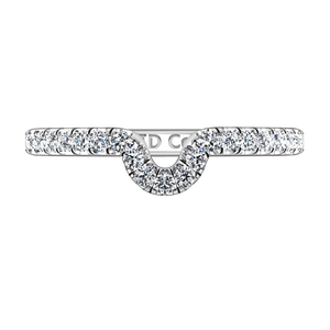 Diamond Wedding Band Elsa