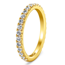Load image into Gallery viewer, Diamond Wedding Band Clayton