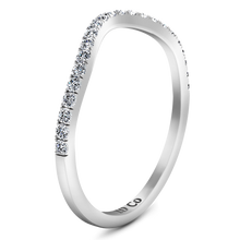 Load image into Gallery viewer, Diamond Wedding Band Legacy