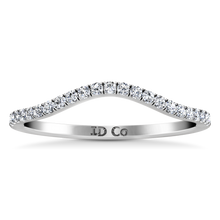Load image into Gallery viewer, Diamond Wedding Band Dream