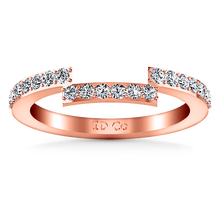Load image into Gallery viewer, Diamond Wedding Band Michelle