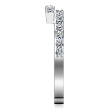 Load image into Gallery viewer, Diamond Wedding Band Jasmine