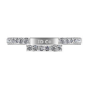 Diamond Wedding Band Jasmine