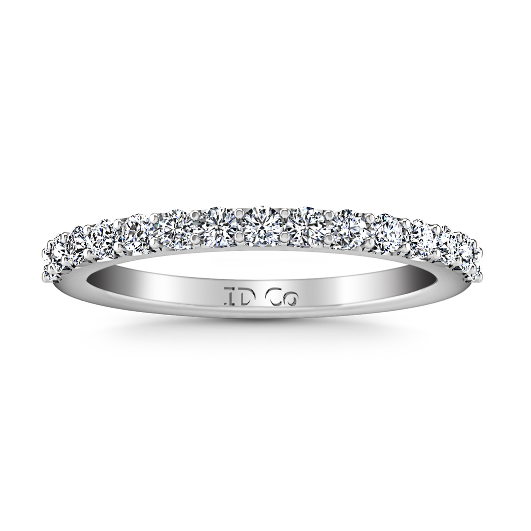 Diamond Wedding Band Harmoney