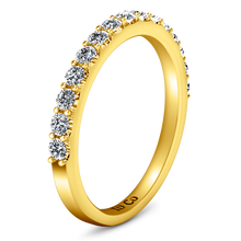 Load image into Gallery viewer, Diamond Wedding Band Harmoney