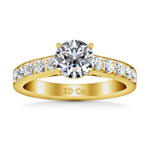Load image into Gallery viewer, Pave Engagement Ring Allure