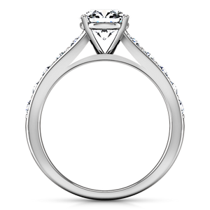 Pave Engagement Ring Allure