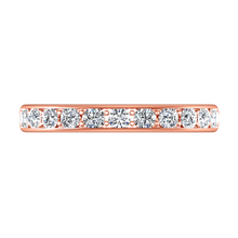 Load image into Gallery viewer, Diamond Wedding Band Allure