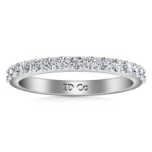 Load image into Gallery viewer, Diamond Wedding Band Etoile