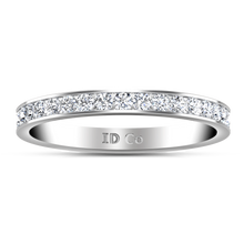 Load image into Gallery viewer, Diamond Wedding Band Yvonne