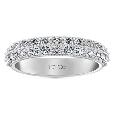 Diamond Wedding Band Amore