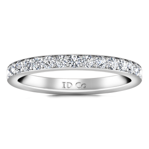 Diamond Wedding Band Belle
