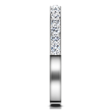 Load image into Gallery viewer, Diamond Wedding Band Belle