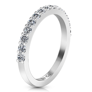 Diamond Wedding Band Cherish