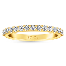 Load image into Gallery viewer, Diamond Wedding Band Cherish