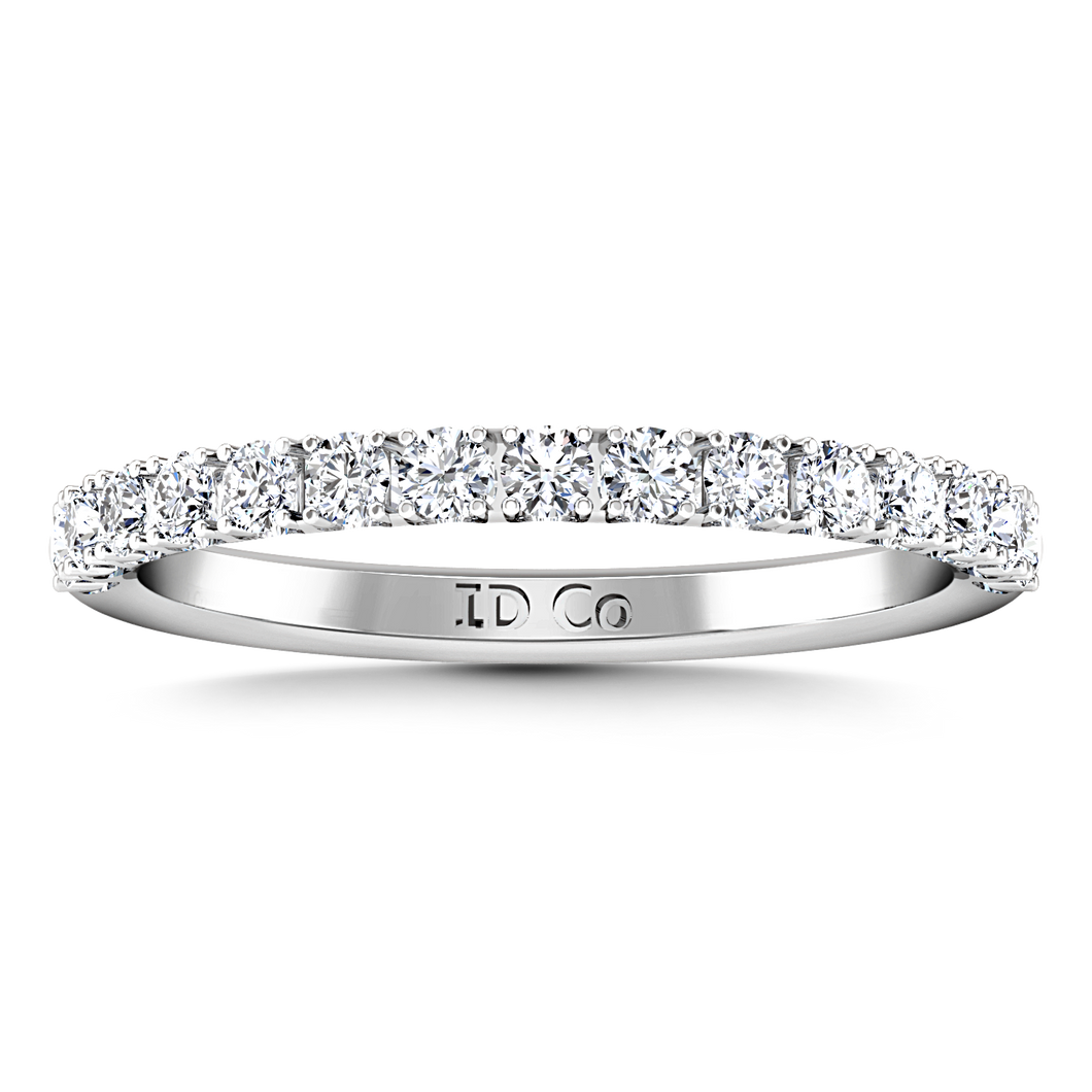 Diamond Wedding Band Grace