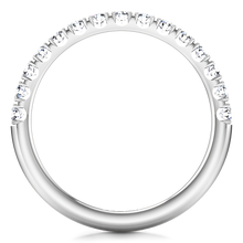 Load image into Gallery viewer, Diamond Wedding Band Grace