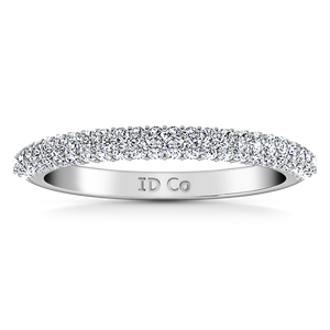 Diamond Wedding Band Royal