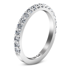 Load image into Gallery viewer, Diamond Wedding Band Lauren