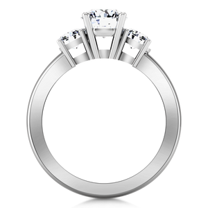 Three Stone Engagement Ring Classic