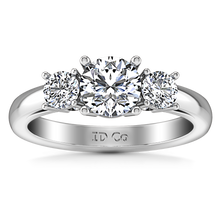 Load image into Gallery viewer, Three Stone Engagement Ring Alexandra