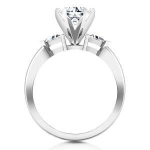 Three Stone Engagement Ring Miranda