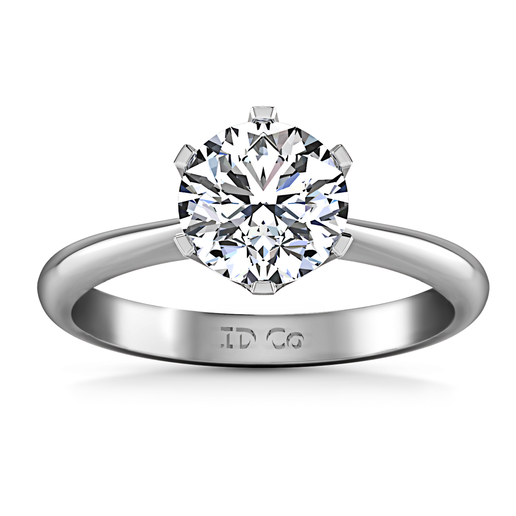 Solitaire Engagement Ring Tresa