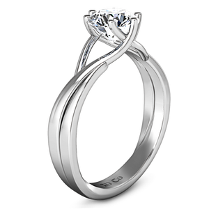 Solitaire Engagement Ring Wisteria