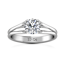 Load image into Gallery viewer, Solitaire Engagement Ring Adagio