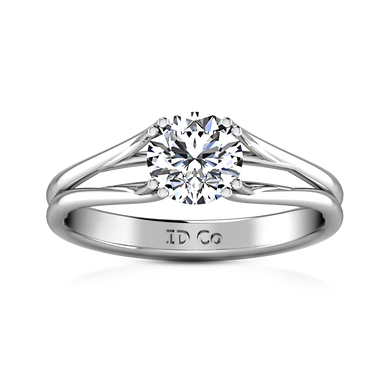 Solitaire Engagement Ring Adagio