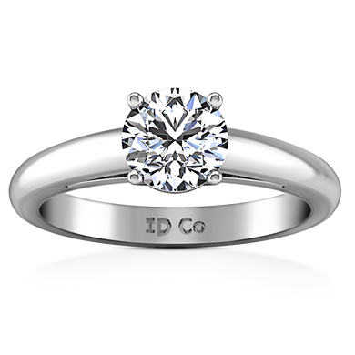 Solitaire Engagement Ring Avant