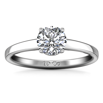 Solitaire Engagement Ring Nuovo