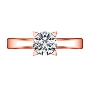 Solitaire Engagement Ring Icon