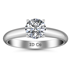 Solitaire Engagement Ring Carys