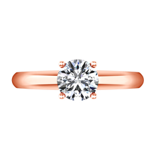Load image into Gallery viewer, Solitaire Engagement Ring Carys