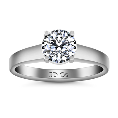 Solitaire Engagement Ring Valse