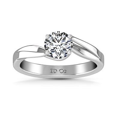 Solitaire Engagement Ring Laurel