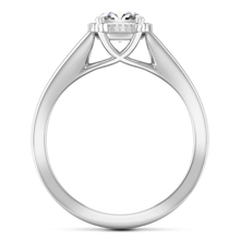 Load image into Gallery viewer, Solitaire Engagement Ring Carina