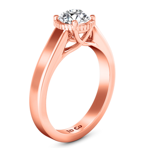 Solitaire Engagement Ring Carina