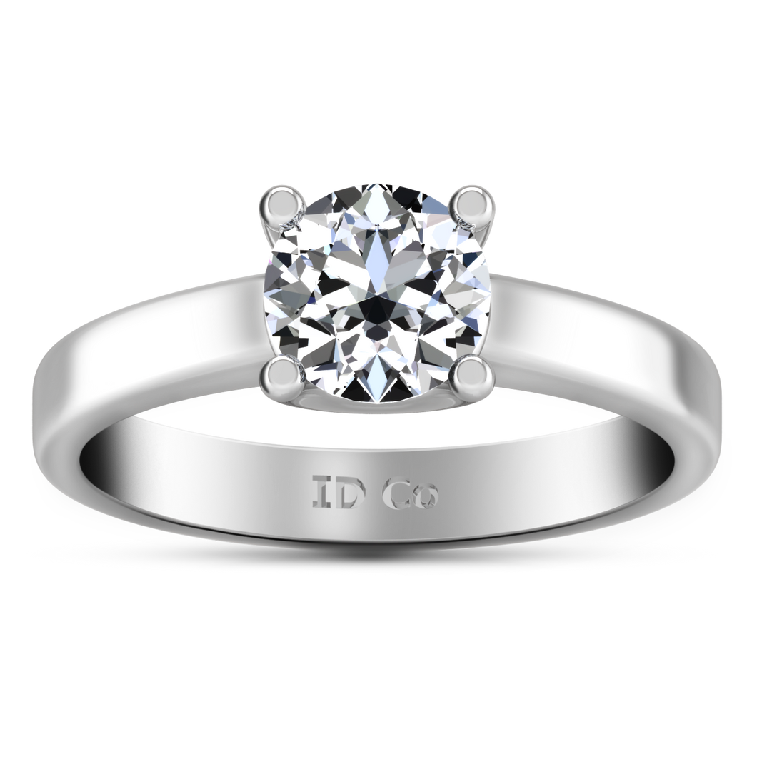 Solitaire Engagement Ring Amira