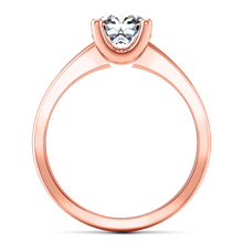 Load image into Gallery viewer, Solitaire Engagement Ring Amira