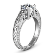 Load image into Gallery viewer, Solitaire Engagement Ring Kensington