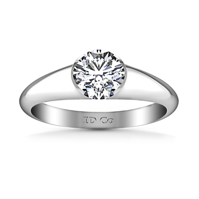 Solitaire Engagement Ring Ansley