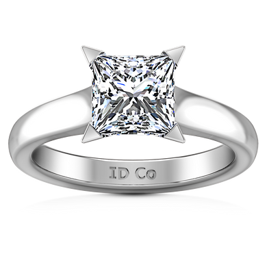 Solitaire Engagement Ring Jenny